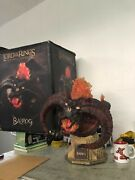 The Lord Of The Rings Balrog Legendary Scale Bust Sideshow 1000 Edition Only