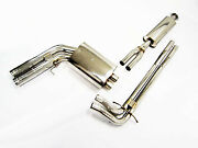 Obx Racing Sports Cat Back Exhaust For 2003-2009 Volvo S60r V70r 2.5t Turbo Awd