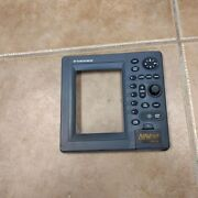 Furuno Navnet 7 Radar Display Front Panel With Front Panel Pc Board- Working