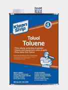 New Klean Strip Toluene Thins Alkyds Polyesters 1 Gallon Gto42 No Ca Sales