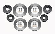 Wilwood Promatrix Front And Rear Replacement Rotors,aston Martin Db9r,v8 Vantage