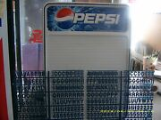 New Pepsi-cola Menu Board Sign Countertop Or Wall Mount W/letter And Numbers Sets