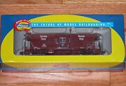 Athearn 74668 Bay Window Caboose Southern Pacific Railroad Police Sp 4726