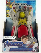 Marvel Avengers End Game Iron Man Infinity Gauntlet Electronic Lights And Sounds