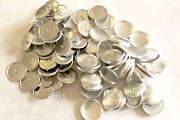 Metal Self Cover Wire Button Or Flat Back Cabochon12 15 19 23 28 38 45mm Tool