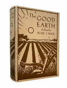 Pearl S. Buck Andndash The Good Earth Andndash First Uk Edition 1931 Andndash 1st Book - Methuen