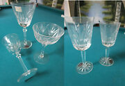 Replacement Lenox Glassware Wine Goblets Saratoga And Charlotte Patterns Pick 1