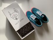 Old Skool S Golf Wang Blue / Pink Size 8.5
