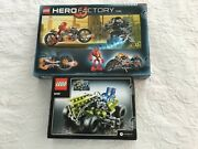 Lego Hero Factory And Technic Sets