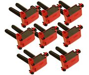 Msd Ignition 82558 Hemi Coil-on-plug Direct Ignition Coil Set