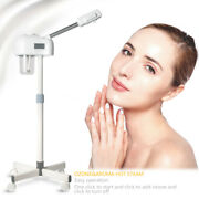 Professional Stand Screen Facial Steamer Ozone And Aroma Steam Beauty Salon Spa