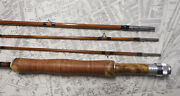 Fly Rod South Bend Bamboo Model 47 Fully Restored