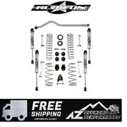 Rubicon Express 3.5-4.5 Standard Lift And Mt Shocks 18-21 Jeep Wrangler Jlu 4dr