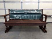Chevrolet Truck Tailgate Bench Man Cave Shop Bench Garage Bench Game Room Bench