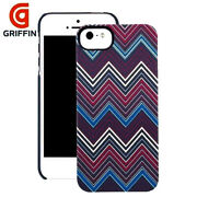 [30 Pieces / Lot] Case Griffin Chevron Hard-shell For Iphone 5 5s Se New