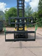 Forklift C4 Sideshift 2 Mwide 24 Rails. Been Fitted But Not Used. Brand New