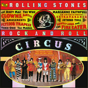 The Rolling Stones - Rock And Roll Circus [new Cd] Expanded Version