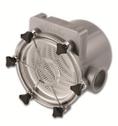 Boat Intake Sea Raw Water Seawater Strainer Filter Female Npt Size 2 50.8 Mm
