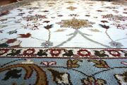 9and039 X 12and039 Mahal Rug Hand Knotted In India With 100 Quality Wool Pile