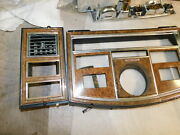 1979 Cadillac Steering Column And Headlight Switch Dash Face A-floor