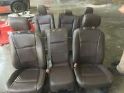 2017-2019 Ford F250 F350 Superduty Leather Seats Heated With Katskinz Covers