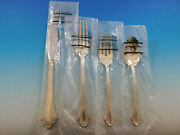 French Regency By Wallace Sterling Silver Flatware Set For 6 Service 30 Pcs New