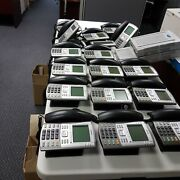 Nortel Avaya Bcm 50 Phone System With 2 Dss And 14 Phones