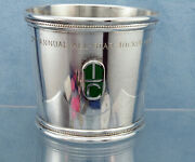 Vintage And Co.-1976 All Star-jockey Race Torophy Solid Sterling Julep Cup