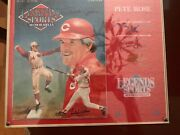 Legends Sports Memorabilia Pete Rose Double Autographed 1992 With Coa