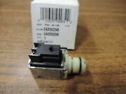 Ac Delco Automatic Transmission Solenoid Valves Set Of 2 New Set-ac24230298