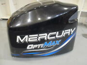 112-850299a1 Mercury Optimax Offshore Dfi 200 225 Hp Top Cowl Motor Cover