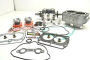 Polaris Ranger Rzr 800 Crank Shaft Pistons Gaskets Engine Rebuild Cylinder 2010