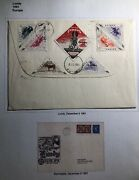 1961 Lundy Channel Island England First Day Cover Fdc Europa Stamp Issue