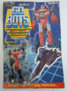 Gobots Snoop 43 Tonka With Card And Bubble 1984
