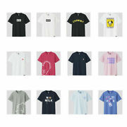 Bt21 X Uniqlo Ut Bts Characters Official Short Sleeve Graphic T-shirts