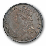 1818 Capped Bust Half Dollar Ngc Au 55 About Uncirculated O 110 R 4