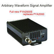 F2000s Signal Amplifier For Dds Signal Generator 20w 0-1mhz 3m 5m 10m Optional