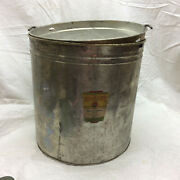 Vtg Advertising Tin Can High Life Brand Holsum Products Label 10 1/4 X 9 7/8