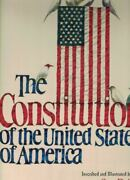 Sam Fink / Constitution Of The United States Of America With Benjamin Signed 1st