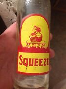 Acl Bottle Sqeeze Dietetic Adams Mass Ms Ma Picture Label Rare Soda Picture