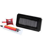 High Flow Air Filter For 1987 Yamaha Pw80 Offroad Motorcycle Kandn Ya-8083