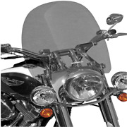 Cruise Series Windscreen For 1 1/4in. Bars2001 Honda Vt1100c2 Shadow Sabre