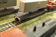 N-scale Custom Painted New Jersey Centralred Tofc 02171