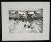 Philippe Mohlitz - Print Original - Engraving - The Breakfast Discontinued