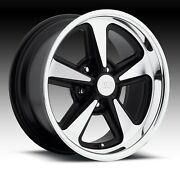 Cpp Us Mags U109 Bandit Wheels 18x8 Fits Ford Mustang Falcon Galaxie
