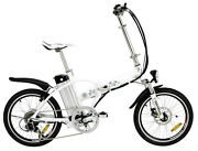 De Luxe - Light And Foldable Electric Bike -