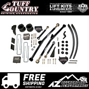 Tuff Country 4.5 Spacer Leaf Control 00-01 Dodge Ram 1500 4wd 35917