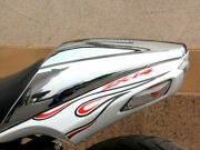 Us Stock Fit Kawasaki 2006-2011 Zzr1400 Zx-14r Zx14 Seat Cover Seat Cowl Chrome