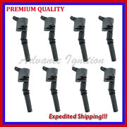 8pc Ignition Coil Ufd267 For Ford Mustang 4.6l V8 1999 2000 2001 2002 2003 2004
