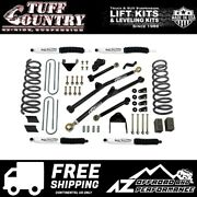 Tuff Country 4.5 Lift Long Arms Shocks 09-12 Dodge Ram 2500 3500 4wd 34223kn